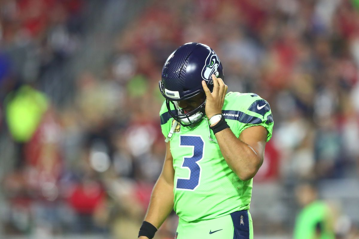 Seahawks fined $100K for violating concussion protocol, letting Russell Wilson play