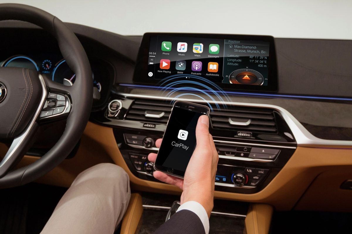 Is Bmw Going To Make You Pay For Apple Carplay Every Year The Verge