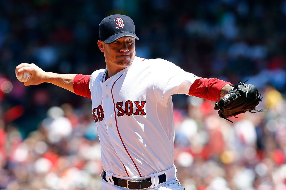 Trade Retrospective: Red Sox trade Jake Peavy to the Giants
