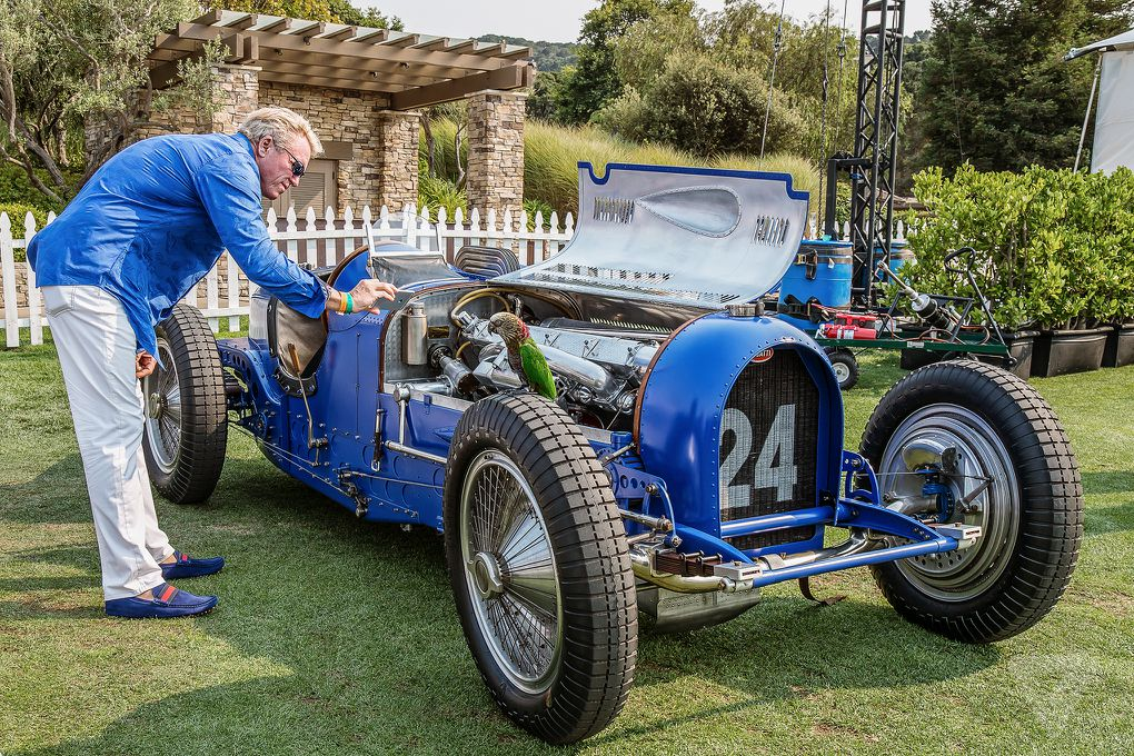 The Beautiful Cars Of Pebble Beach Concours D Elegance