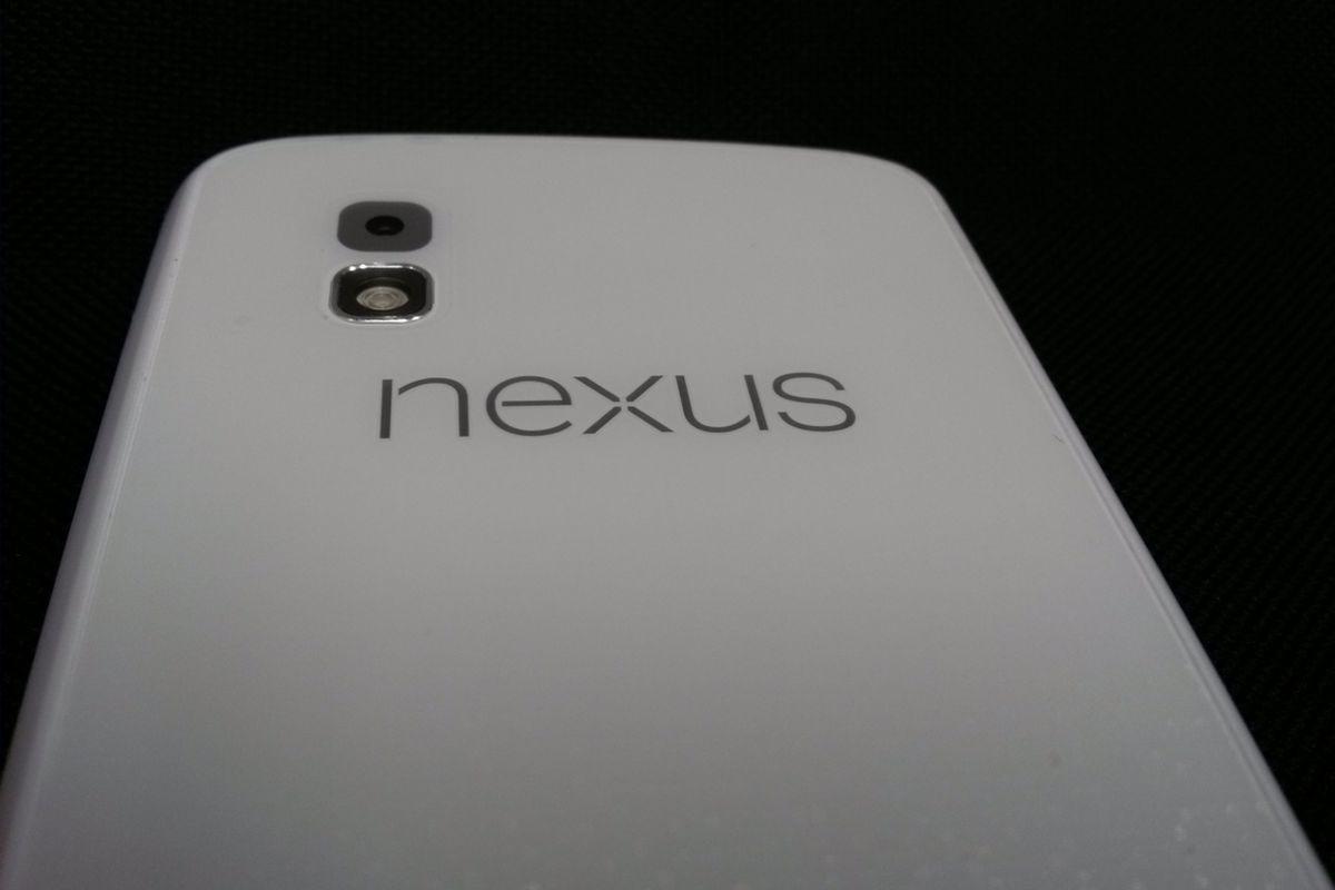 White Nexus 4 PhoneArena