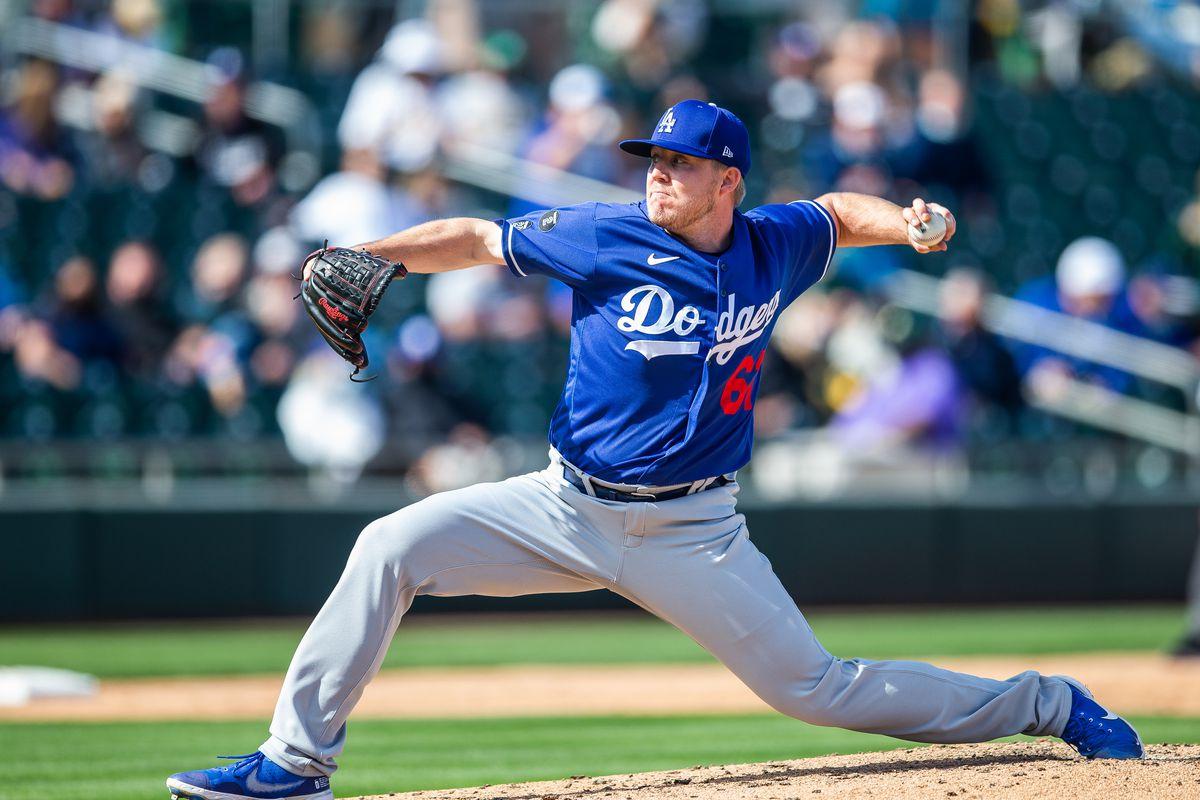 2021 Spring Training: Los Angeles Dodgers v. Oakland Athletics