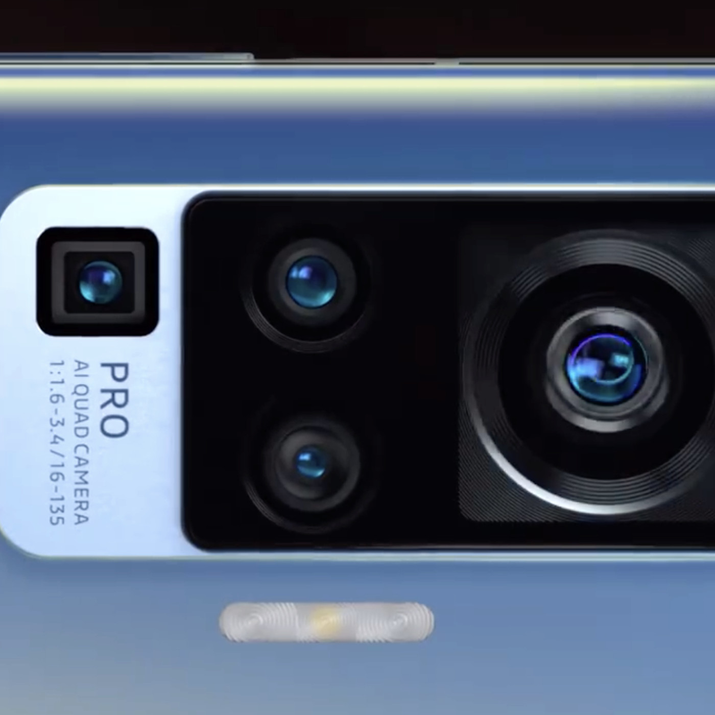 Vivo S Next Flagship Has A Giant Gimbal Style Camera Lens The Verge