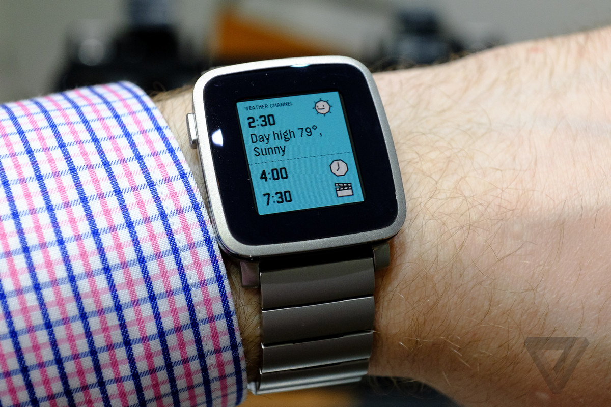 Apple Watch, Android Wear, or Pebble: how do they stack up ...