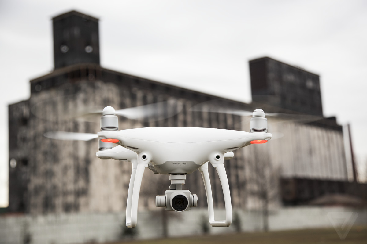 Military Bases Can Now Shoot Down Drones That Are Trespassing