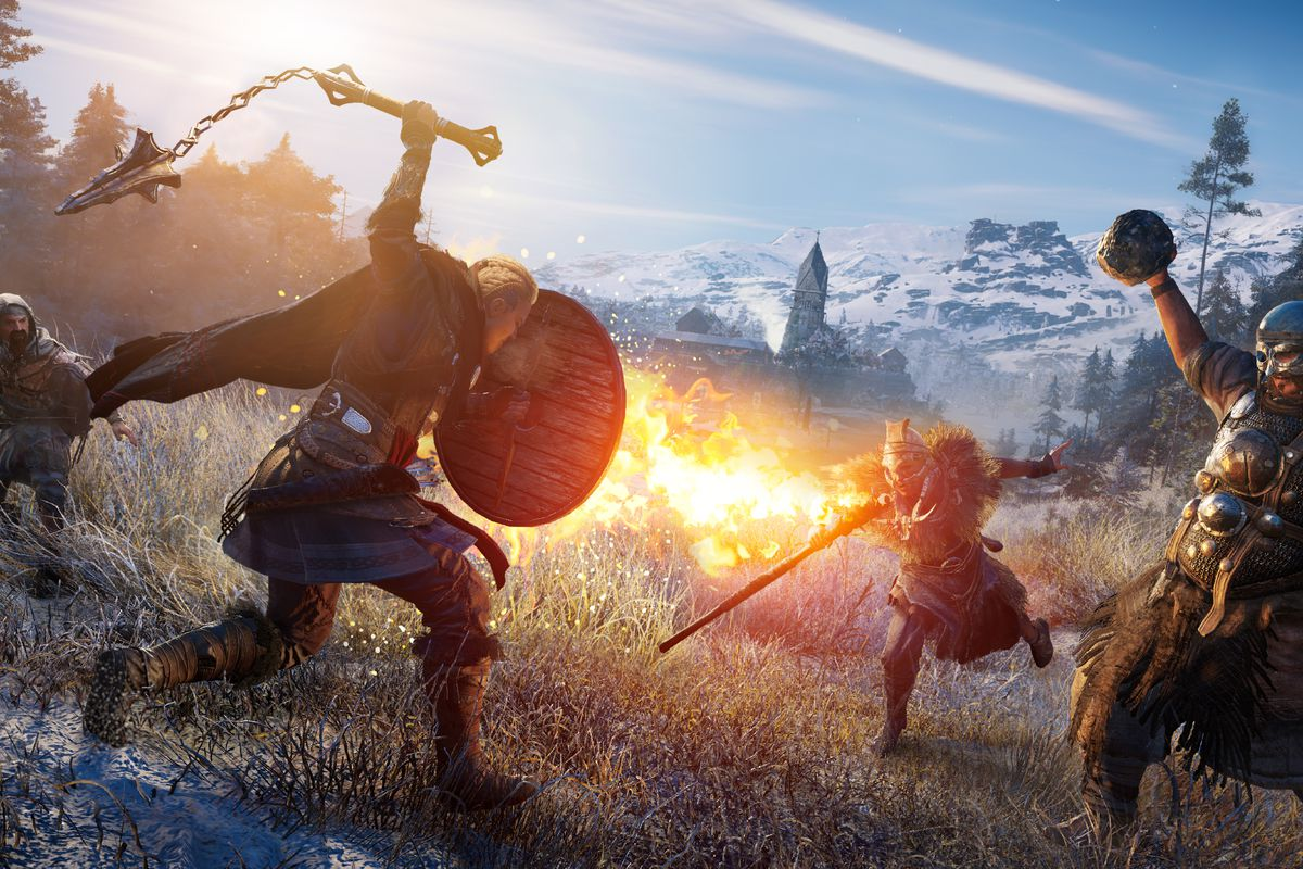Report Ubisoft Fired Assassin S Creed Valhalla Director Polygon