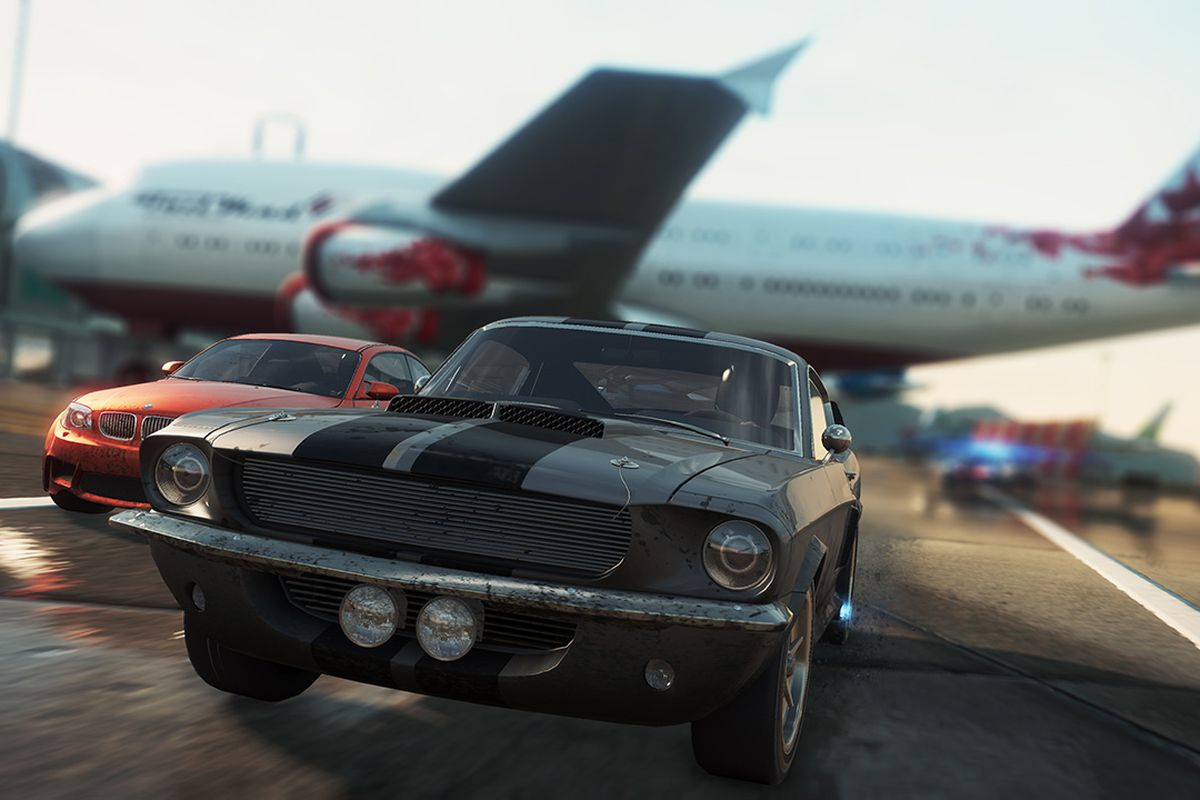 Criterion Reaches Into History For Next Three Need For Speed Most