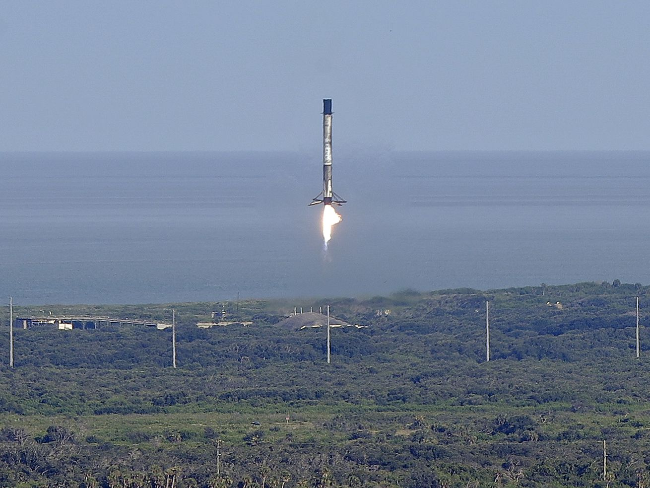 The U.S. Space Command will launch next week