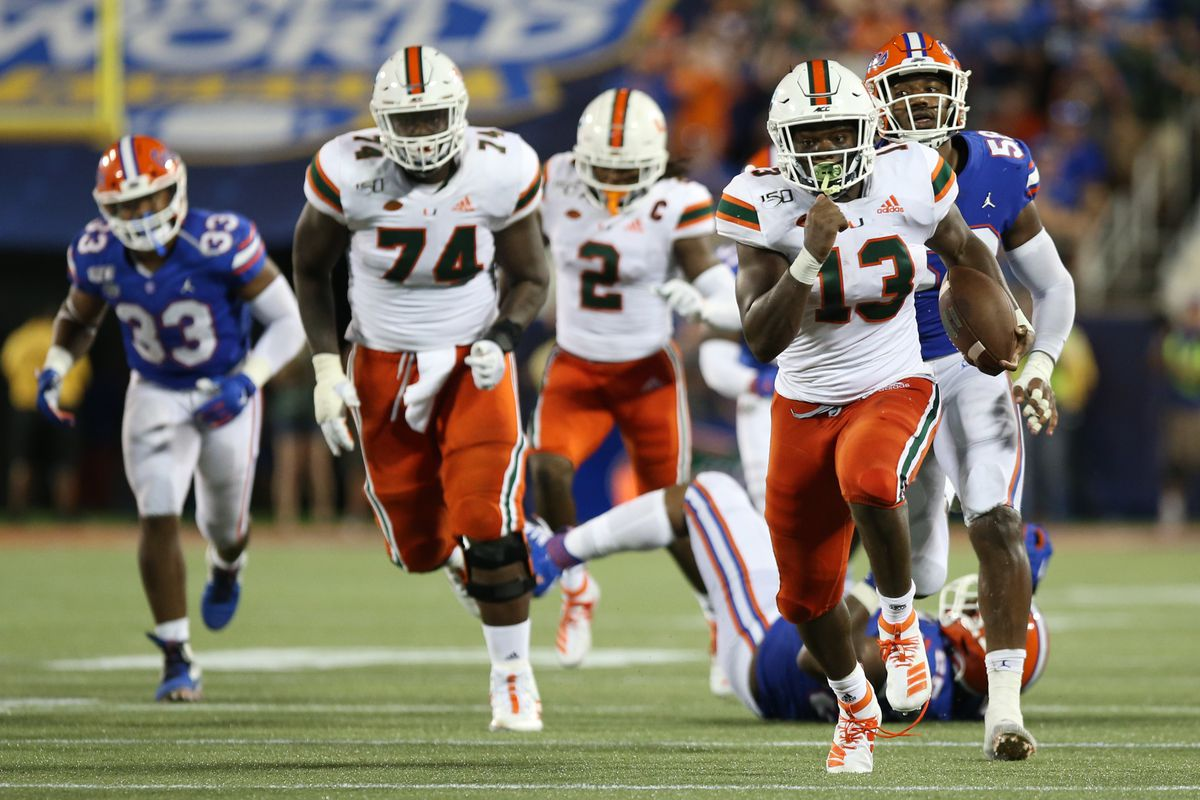 Round-up of Miami's future opponents in week 1  - State of The U