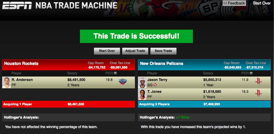 Trade #1