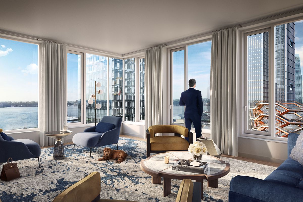One Hudson Yards Brings Costly Rentals To Manhattan S
