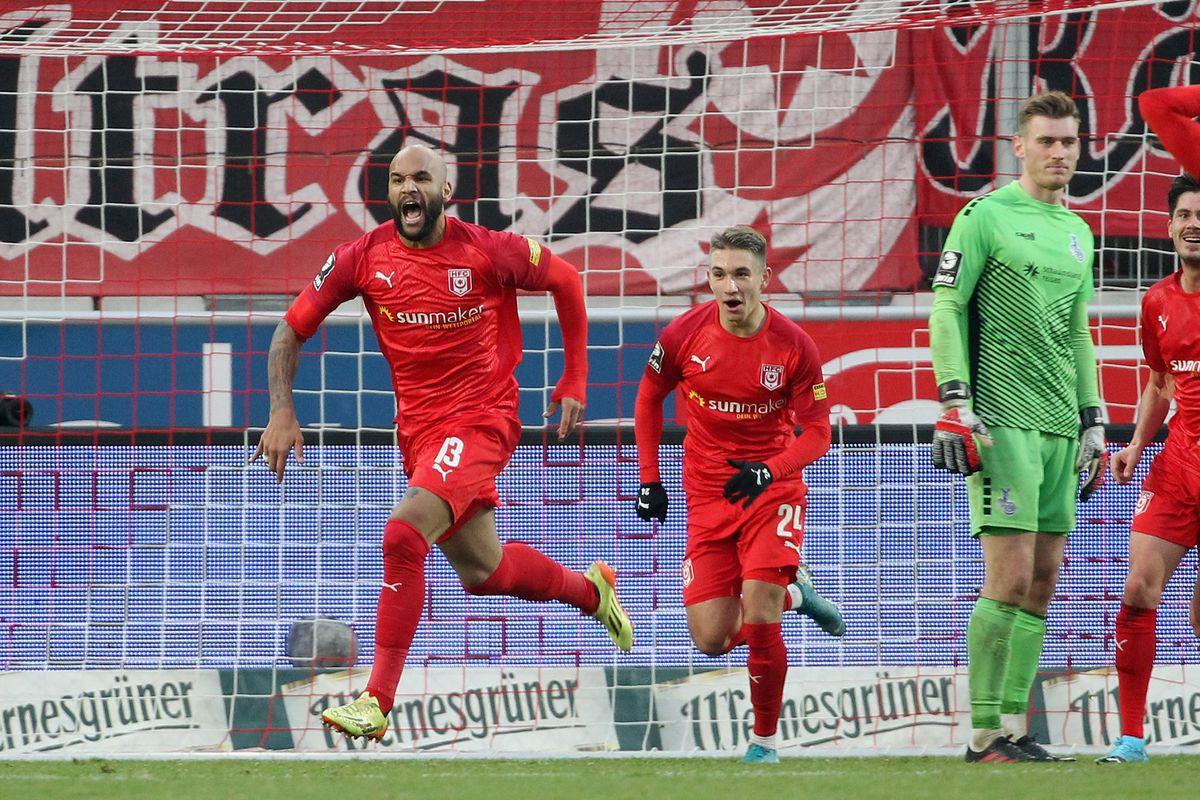 Hallescher FC v MSV Duisburg - 3. Liga