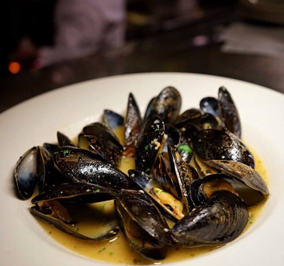 giacomo's mussels