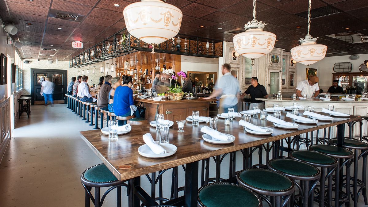Hatchet Hall, a Culver City Restaurant