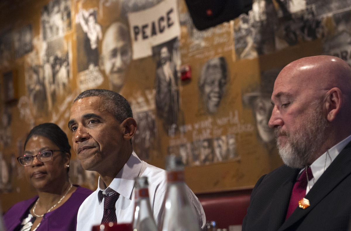 President Obama Meets With Formerly Incarcerated Individuals in Washington, D.C.