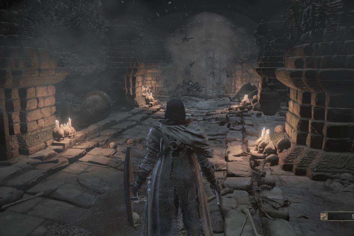 Dark Souls 3: Catacombs of Carthus walkthrough - Polygon