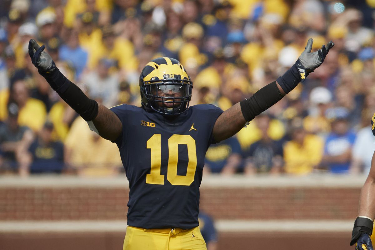 Michigan Linebacker Devin Bush Named Second Team All ...