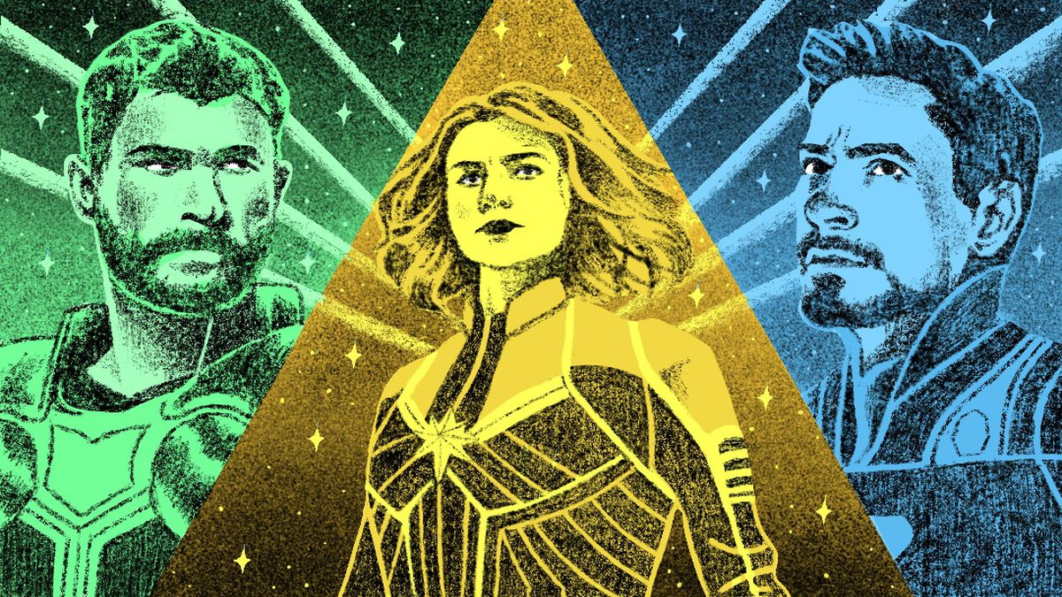 e5f18d763e764 Avengers Endgame: 8 Marvel movies to watch before the premiere - Vox