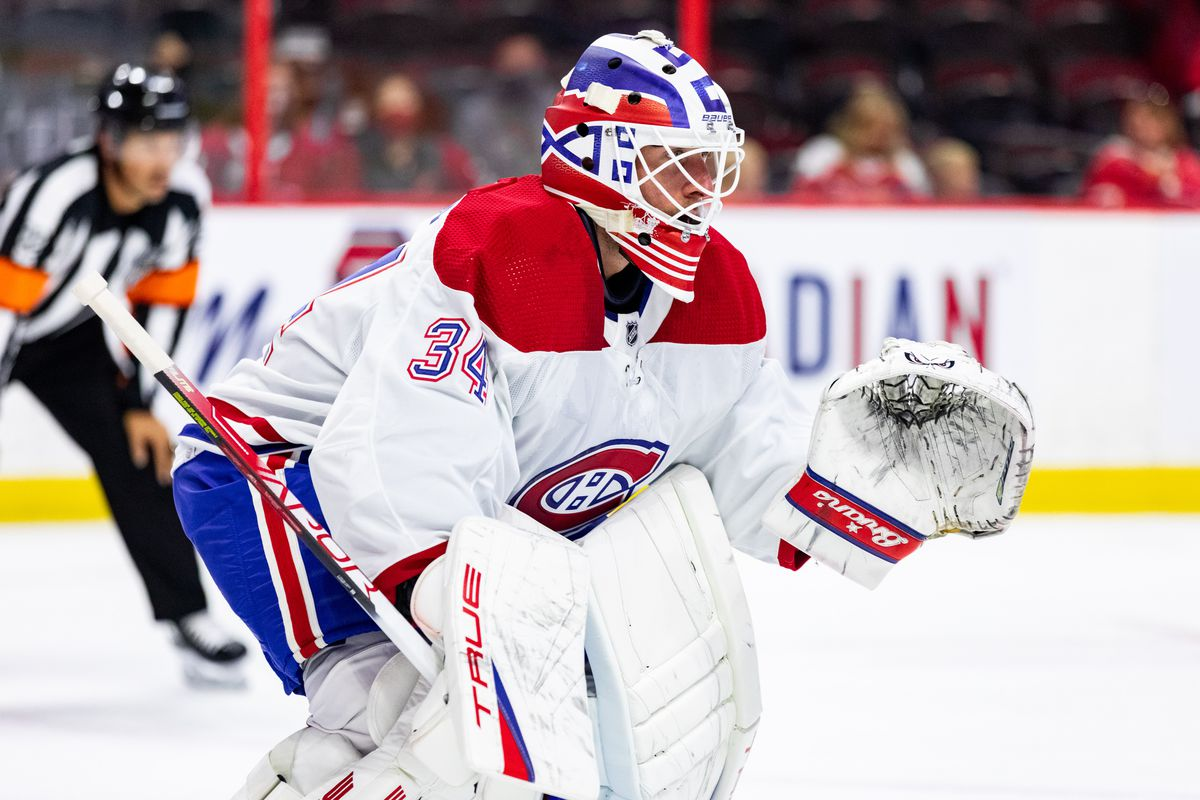 NHL: OCT 01 Preseason - Canadiens at Senators
