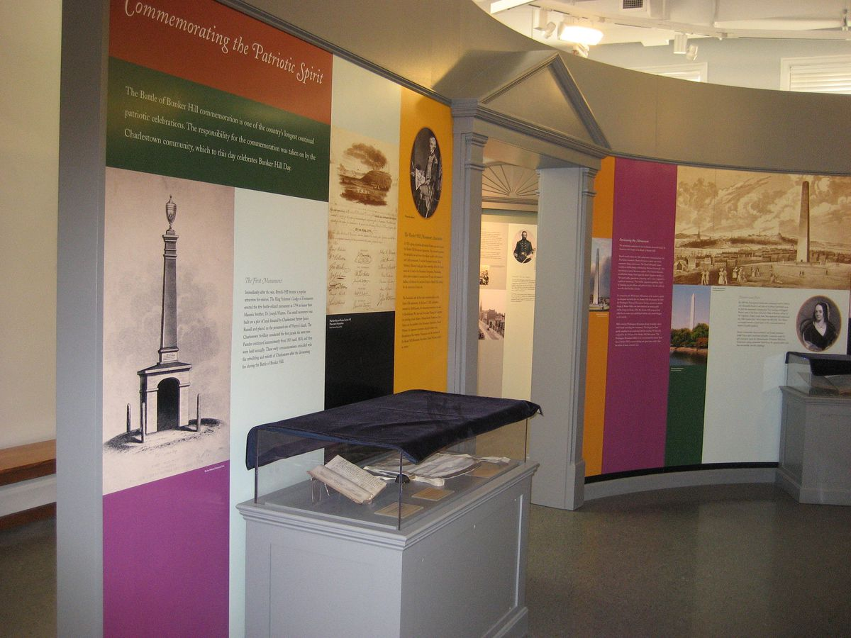 An exhibit on display in a museum.