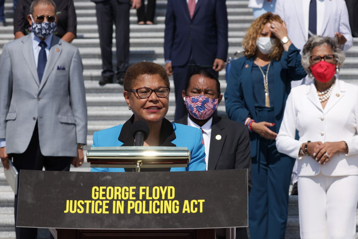House To Vote On George Floyd Justice In Policing Act