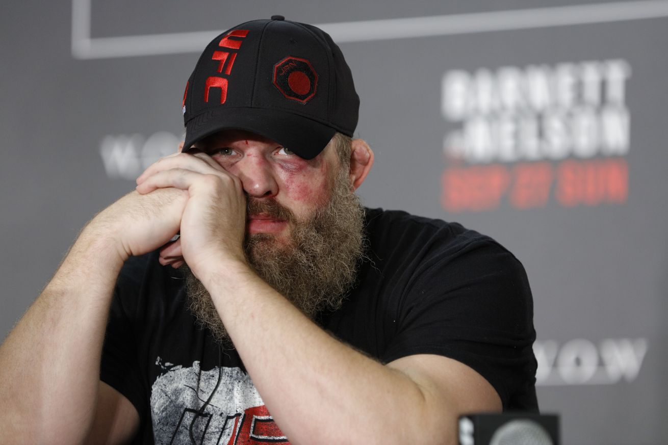 Roy Nelson says decision to sign with Bellator came down to 'quality of life'