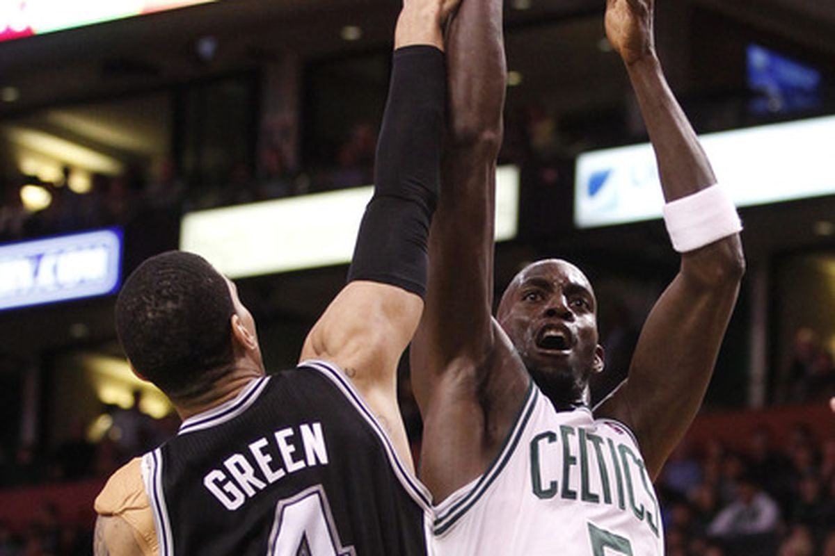The Celtics and the Spurs in the NBA Finals? ANYTHING IS POSSIBLE!
