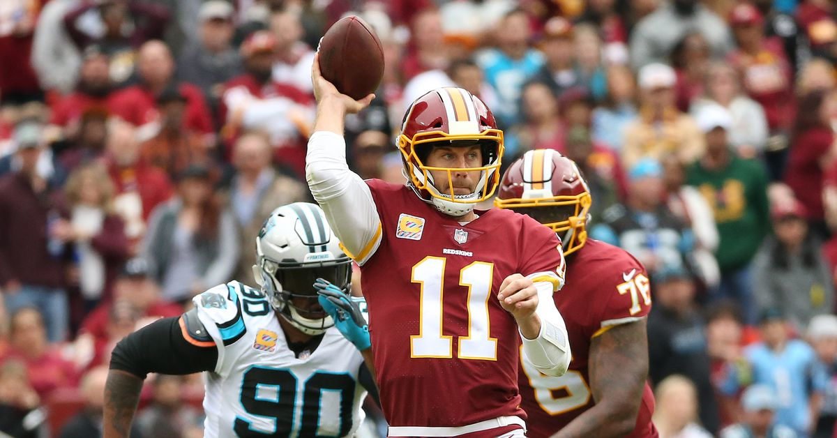 Redskins 2nd Half Scoring woes becoming a major issue