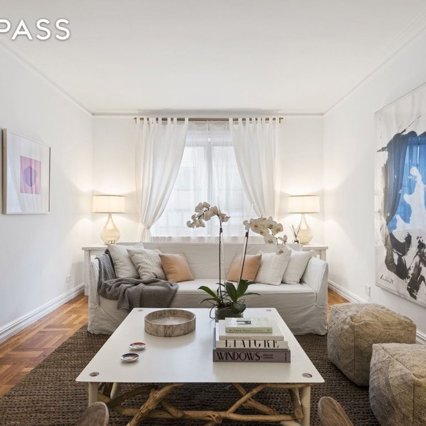 Posh Lincoln Square co-op with sunken living room seeks $735,000 ...