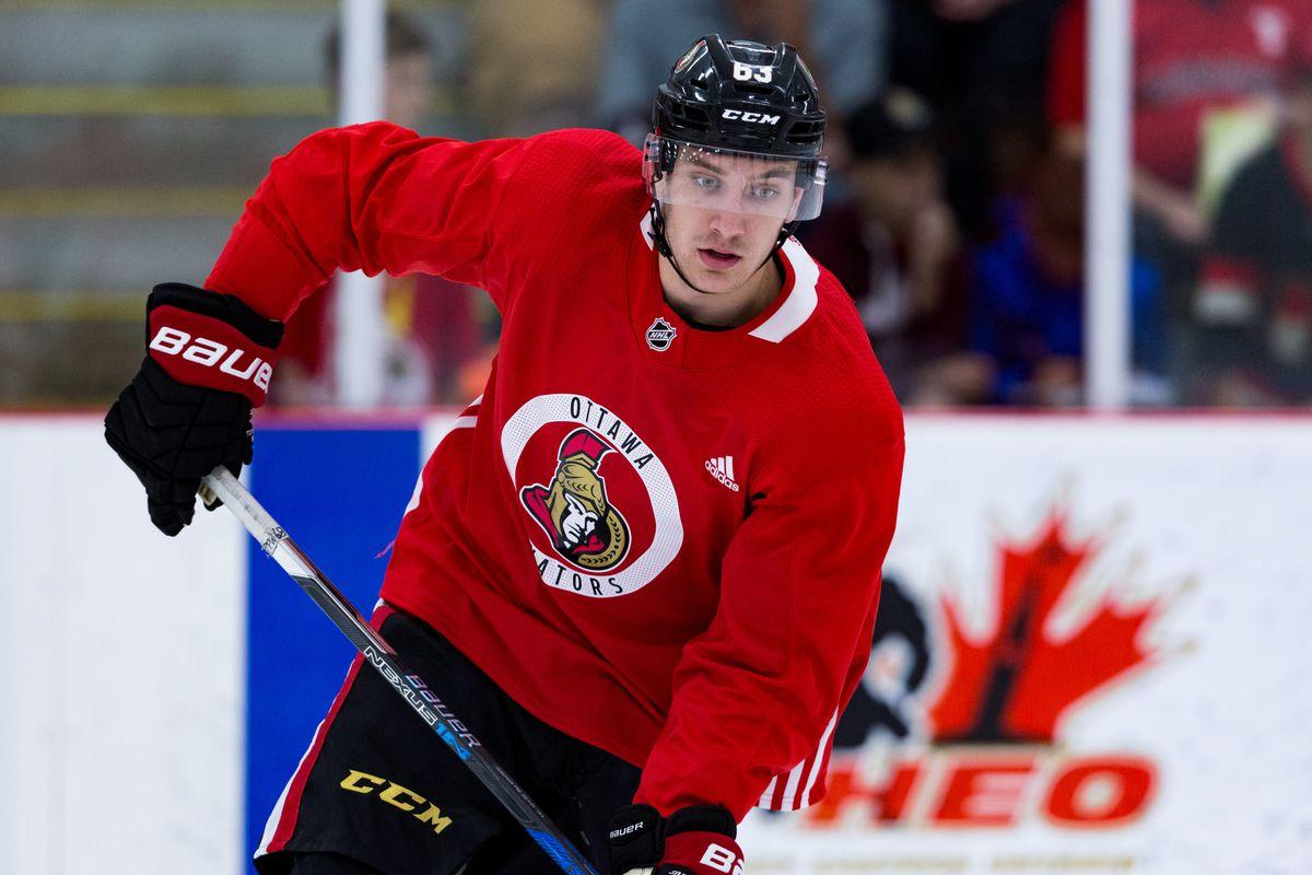 NHL: JUN 29 Senators Development Camp