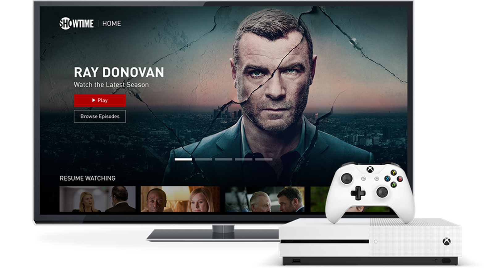Showtime's Standalone Subscription Service Now has an Xbox One App