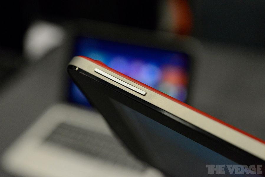 Slate 7 hands-on: a standard Android tablet with standard ...