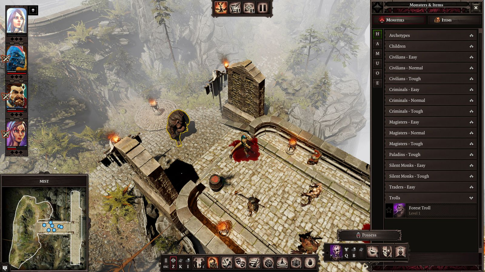 Divinity Original Sin 2 S Game Master Mode Replicates