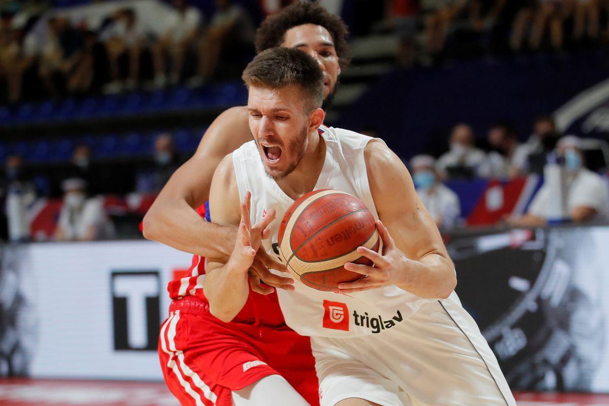SERBIA-BELGRADE-BASKETBALL-FIBA OQT-SEMI-FINALS-SERBIA VS PUERTO RICO