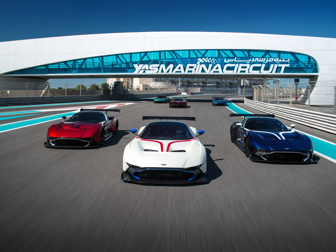 Buy A 2 3 Million Aston Martin Get Lessons On An F1 Track In Abu Dhabi The Verge