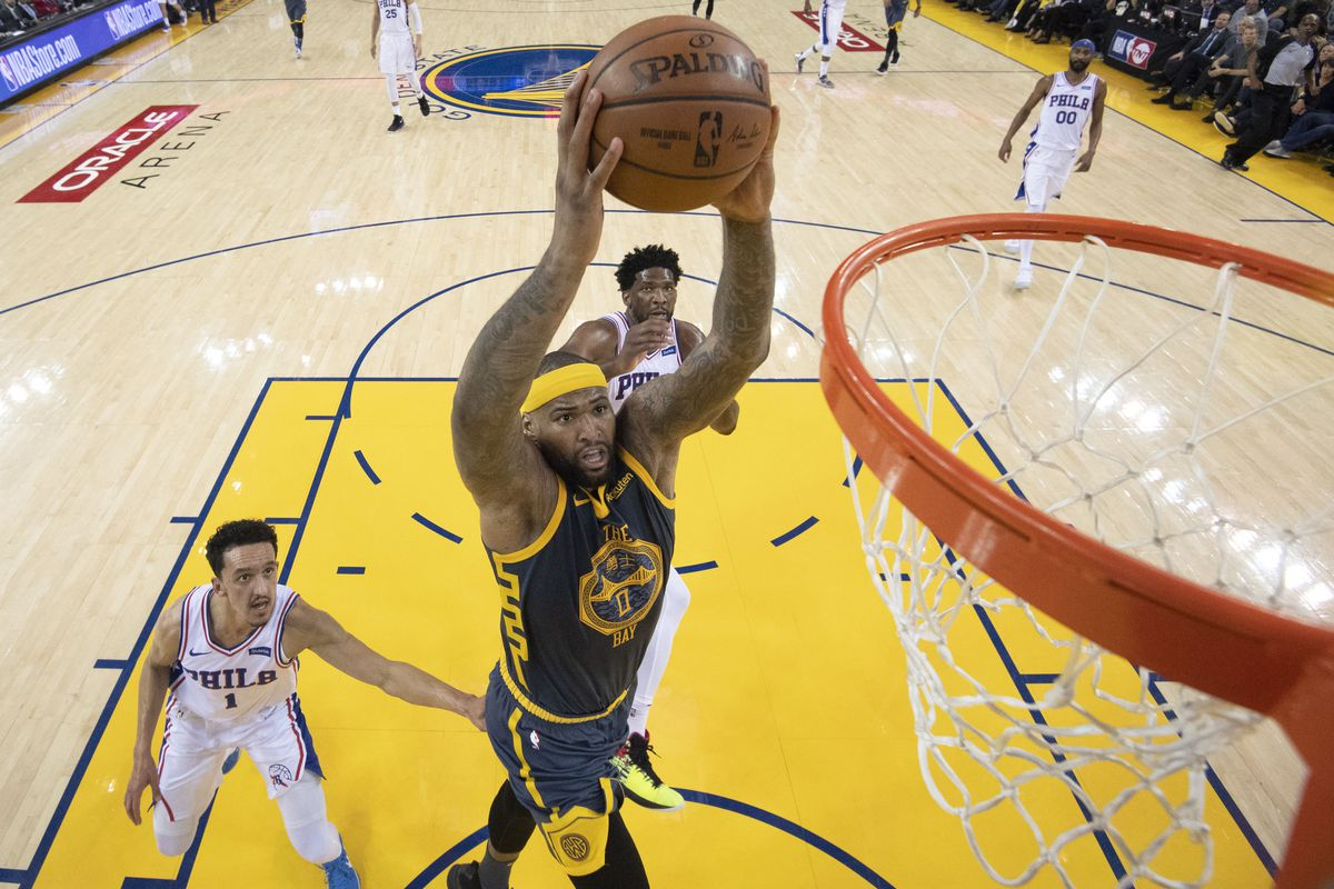87f27457a18 DeMarcus Cousins will play against LeBron James for the first time this  season. Kyle Terada-USA TODAY Sports