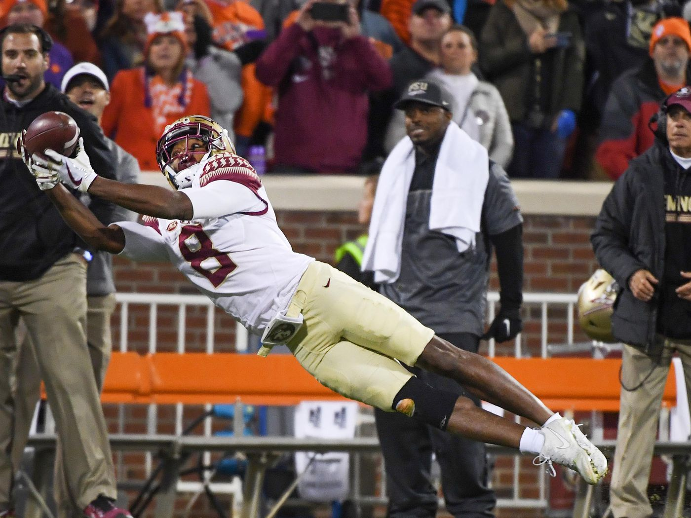 5f9d3cfdaf Noles News  Demarcus Christmas   Noonie Murray are primed for breakout  seasons - Tomahawk Nation