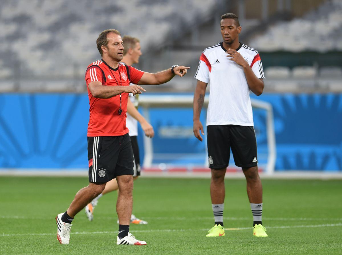 Copa del Mundo 2014 - Alemania entrenamiento