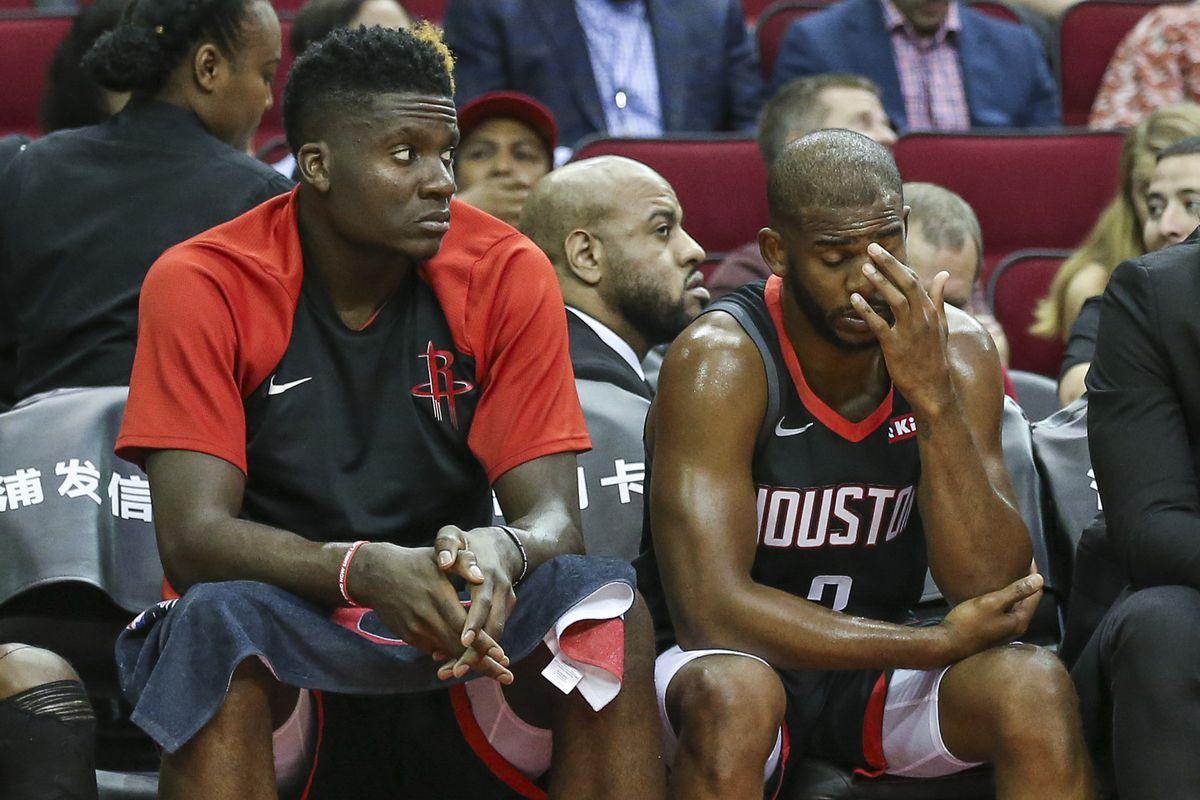 d93d0c76c01e Portland Trail Blazers at Houston Rockets Preview - Blazer s Edge