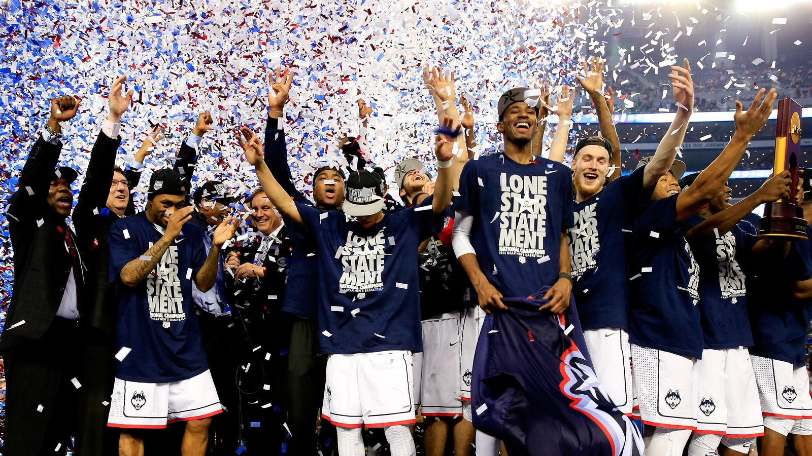 UConn wins fourth men's basketball national championship ...