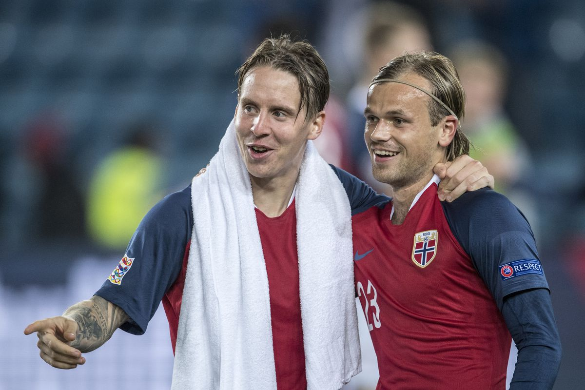 Norway v Slovenia - UEFA Nations League C