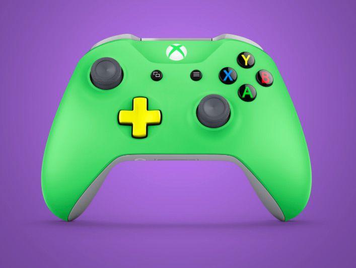 Xbox One Design Lab controller