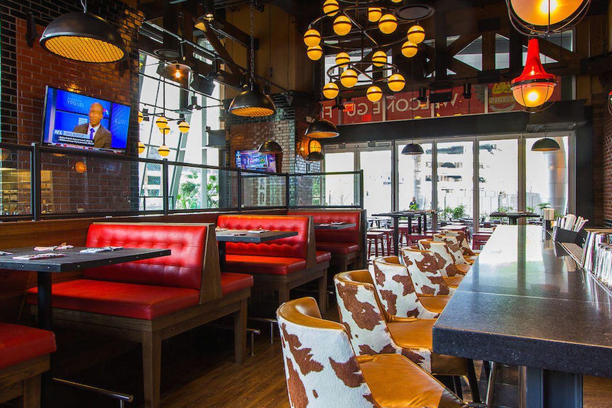 Inside Guy Fieri S New Las Vegas Flavor Palace Eater