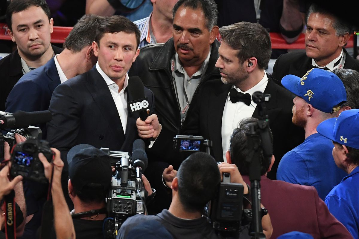 Canelo-GGG will be in Las Vegas