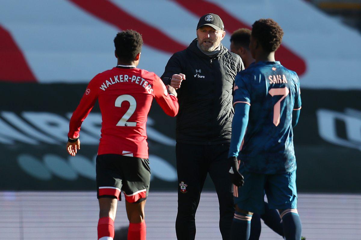 Southampton injury news, Saints, team news, injury update, FA Cup, Wolverhampton Wanderers, Kyle Walker-Peters, Mohammed Salisu