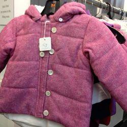Coat, $65