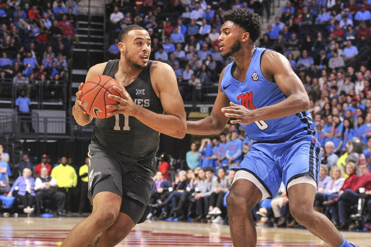 NCAA Basketball: Iowa State at Mississippi