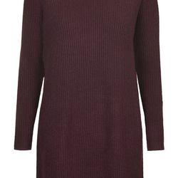 "Topshop ribbed knit dress, <a href=""http://us.topshop.com/en/tsus/product/clothing-70483/dresses-70497/clean-rib-knitted-dress-3542689?bi=1&ps=200"">$80</a>"