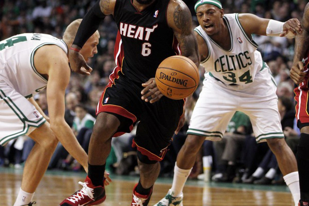 2012 Nba Playoffs Heat Vs Celtics Game Six Time Tv Schedule And More Orlando Pinstriped Post