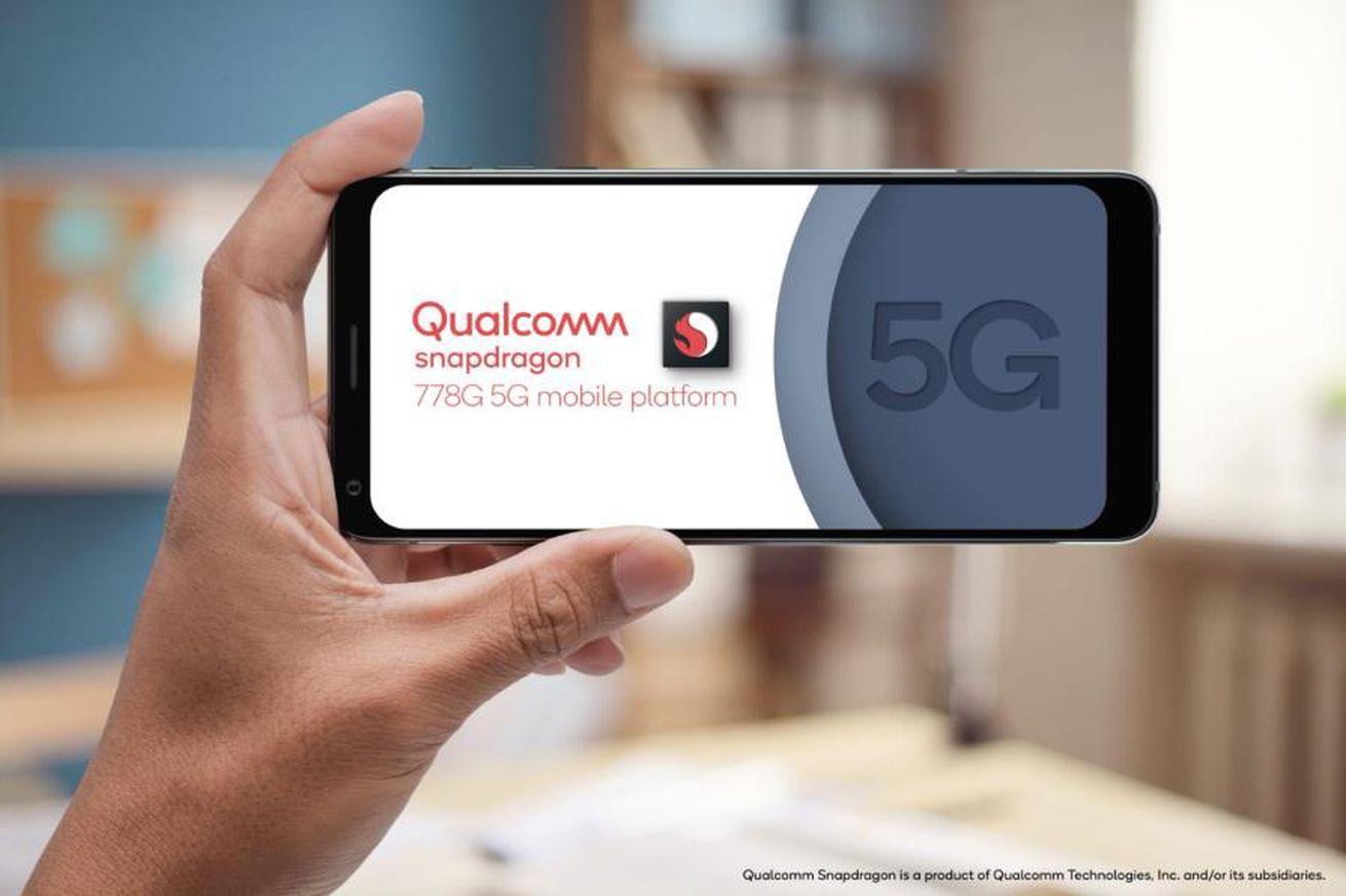 Qualcomm's Snapdragon 778G chipset will put premium features in midrange phones